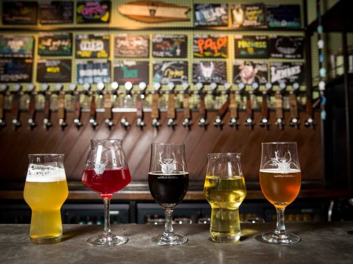 Wild Beer Restaurant and Bar at Whapping Wharf